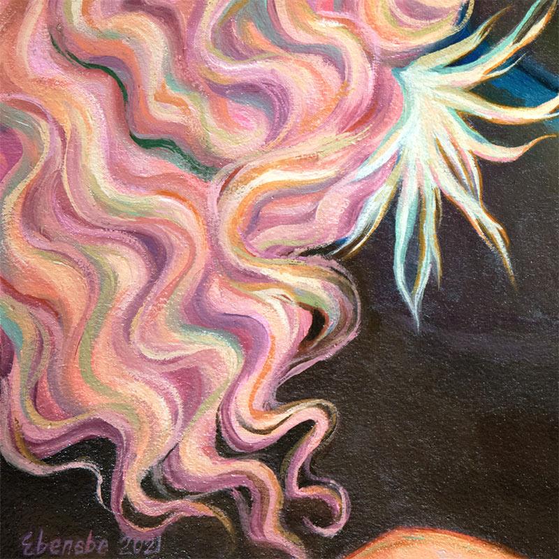 Ejiwa 'Edge' Ebenebe - Starlight Lingers (Detail 2)