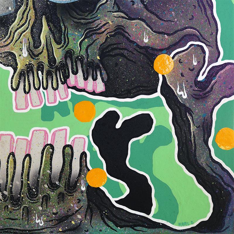 Karl Deuble - Can I Speak Now (Detail 2)
