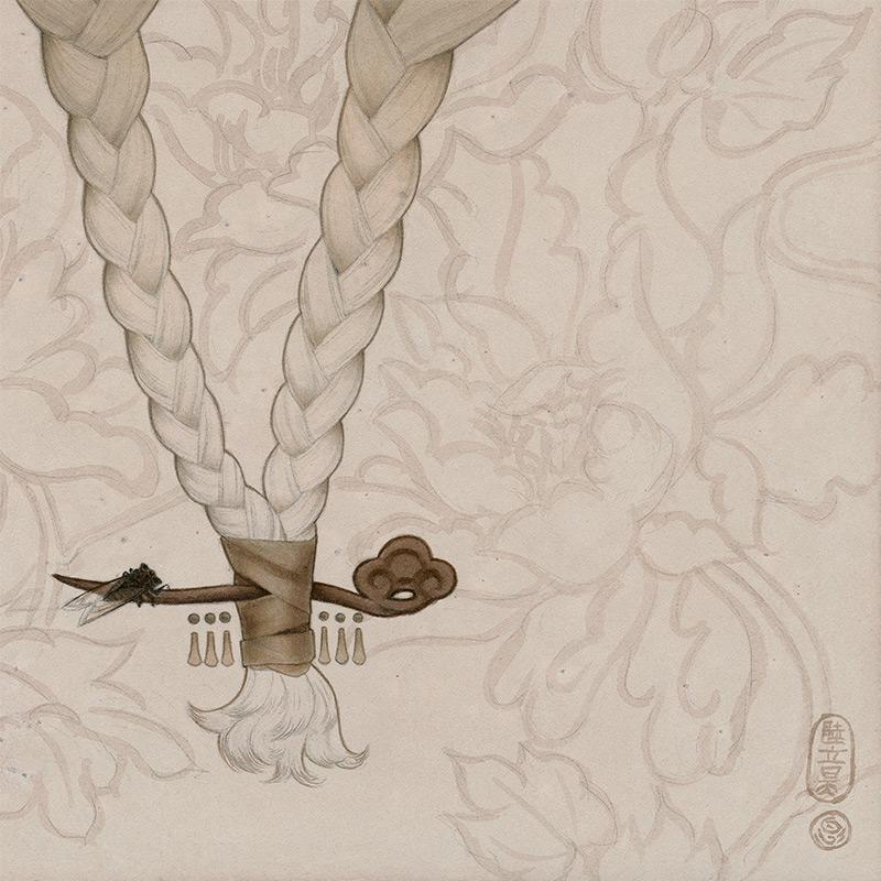 Lihao Lu - Trickster No.1 (Detail 2)