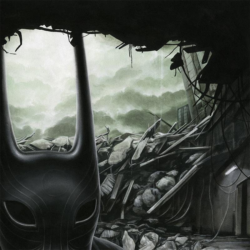 Moki - Ruine (Detail 2)