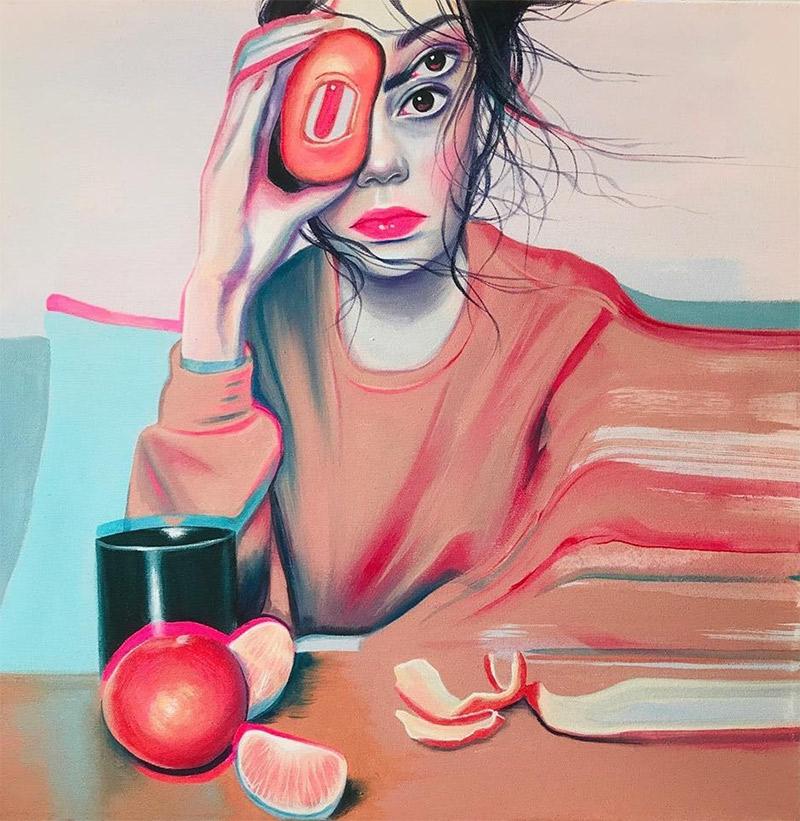 Monica Loya - Mandarinas