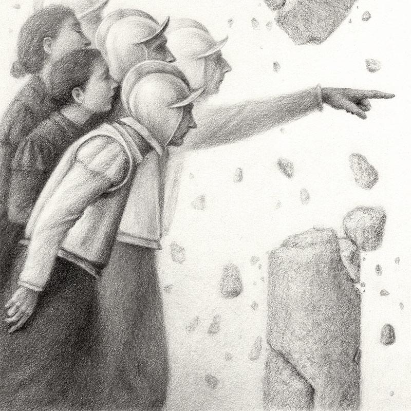 David Alvarez - Untitled 6 (Detail 2)