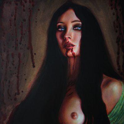 John Kelly Pevahouse - The Kiss of the Baobhan Sith