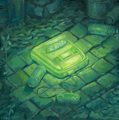 Luke Rion - Super Nintendo (Power Glow)