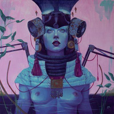 Michael Camarra - Rising Waters