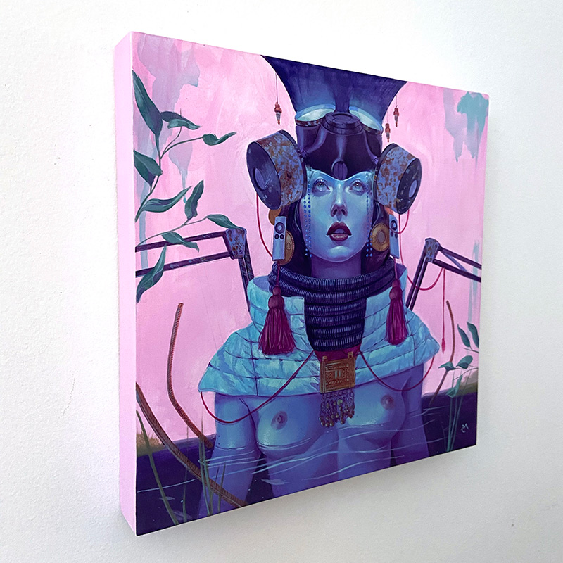 Michael Camarra - Rising Waters (Side)