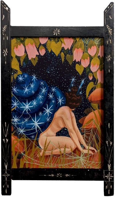 Shannon Taylor - Starry Snail (Looking Away)