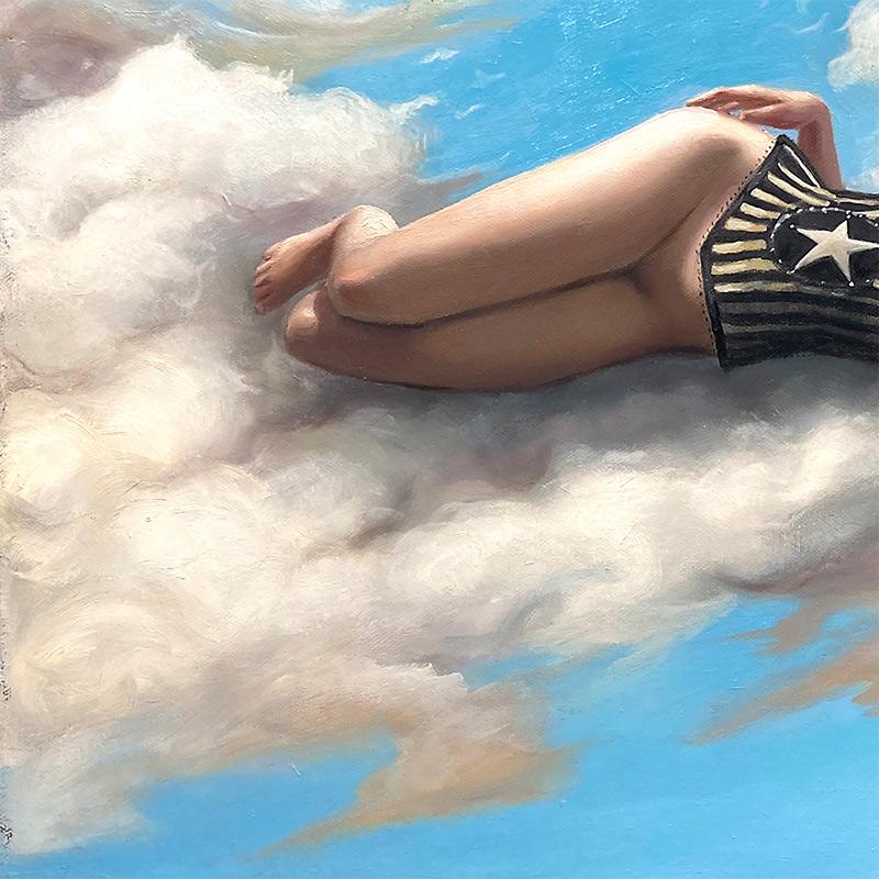 Vincent Cacciotti - In Dreams (Detail 2)
