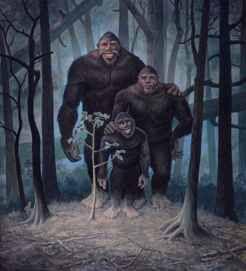 Allen Douglas - The Squatches