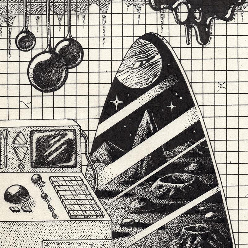 Davor Gromilovic - Secret Laboratory Tests (Detail 1)