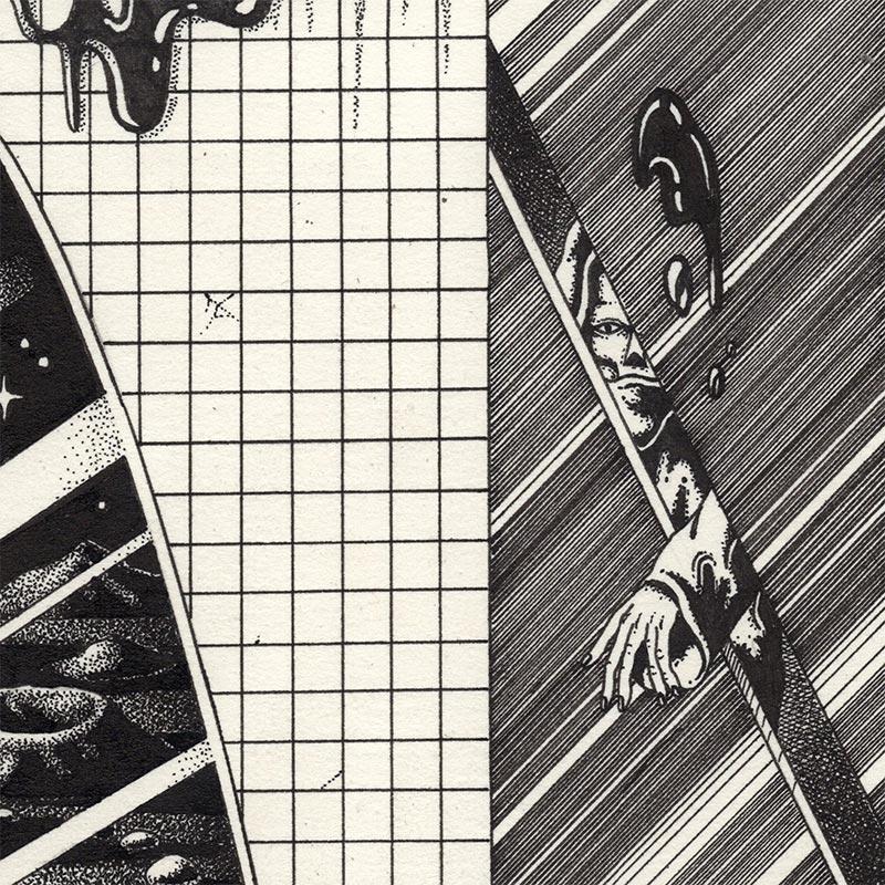 Davor Gromilovic - Secret Laboratory Tests (Detail 3)
