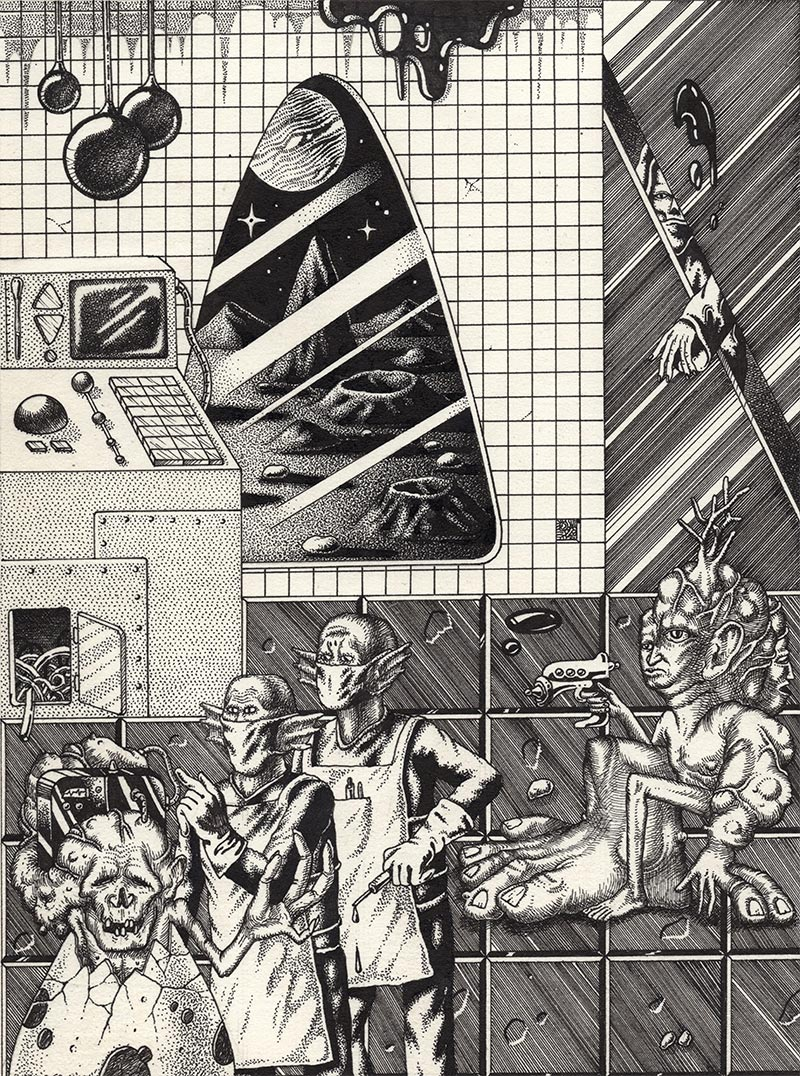 Davor Gromilovic - Secret Laboratory Tests