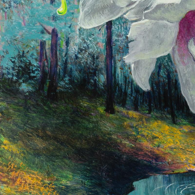 Gary McMillan - Bloostig (Detail 2)