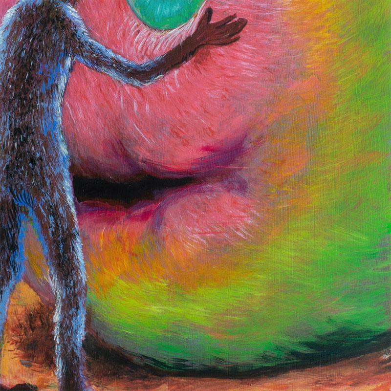 Gary McMillan - Mangolia (Detail 4)