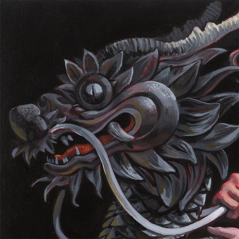 MadebyEnger - Dragoon (Detail 1)