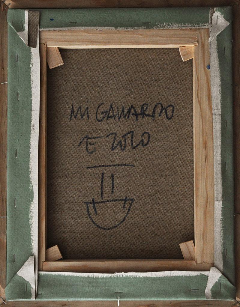 Mariajose Gallardo - Cocos (Back)