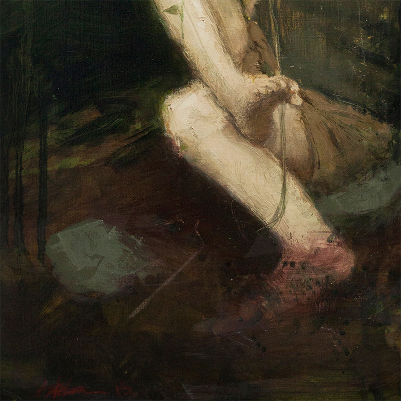 Pablo Martinez - Runaway (Detail 2)