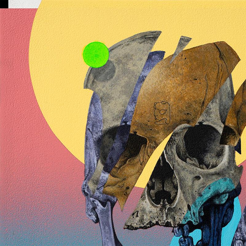 Steve Martinez - Only Fragments (Detail 1)