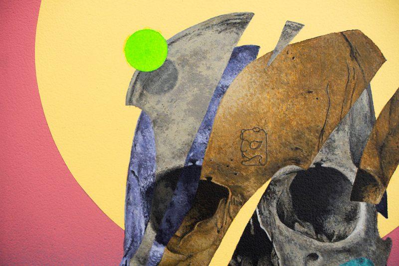 Steve Martinez - Only Fragments (Detail 3)
