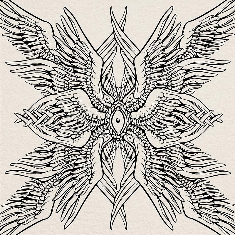 Carxlina Salas - Seraphim