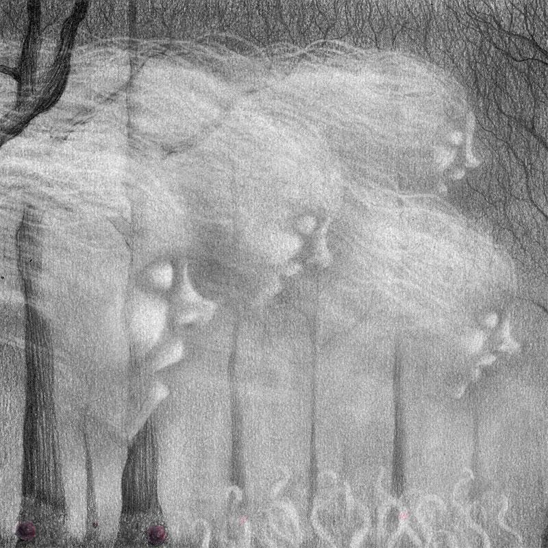 Joanna Viheria - Le Cirque 5.9.2021 (Detail 2)
