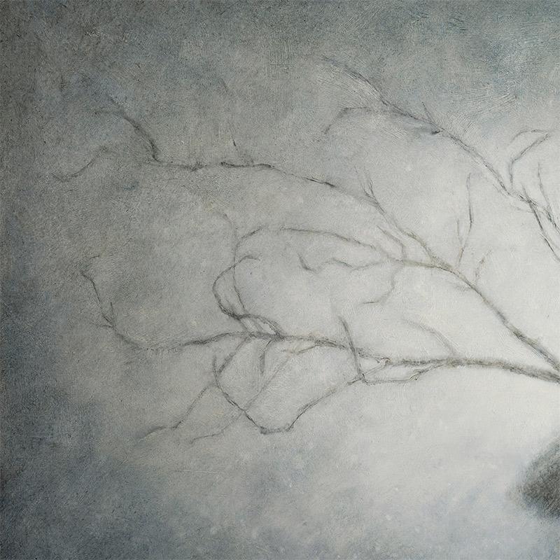 Ken Cunningham - Ash in the Snow (Detail 1)