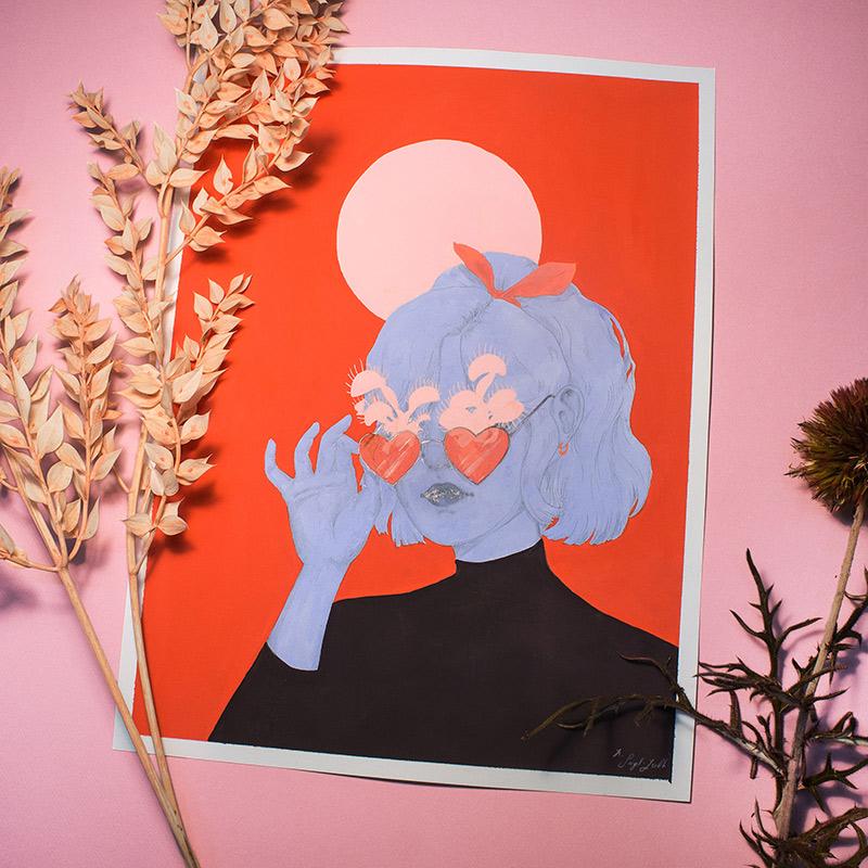 Kristin Siegel-Leicht - They Need Sun (Detail 4)