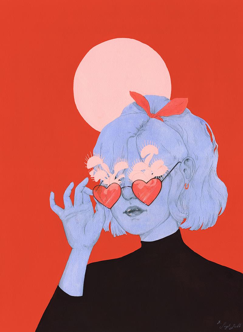 Kristin Siegel-Leicht - They Need Sun