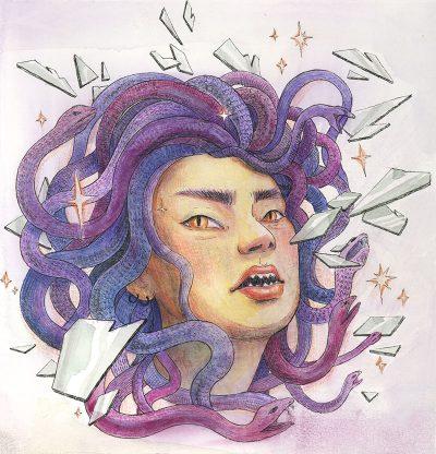 ShinYeon Moon - Who Is That Girl I See