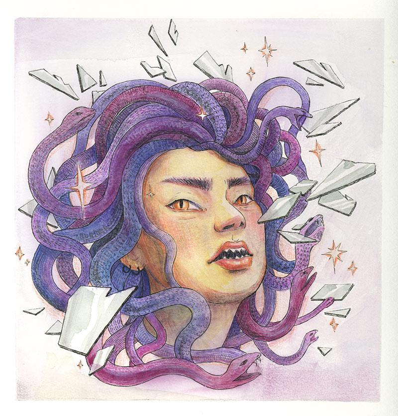 ShinYeon Moon - Who Is That Girl I See (Border)